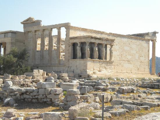 Kinetta, Grèce : un pareçu du site de l'Acropole