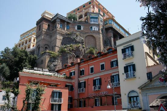 Best Western Hotel La Solara: Sorrento at the marina aboth Excelsior Vittoria