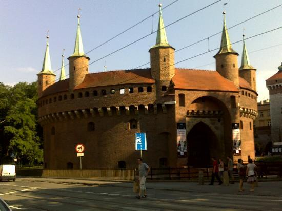 Krakow, Poland: Barbican