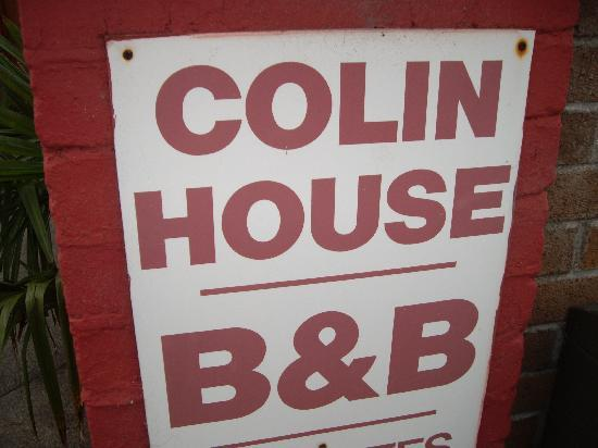 Colin House: A real home from home