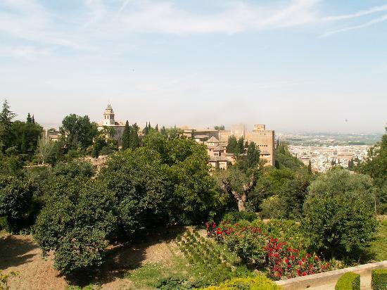 Granada, España: Generalife