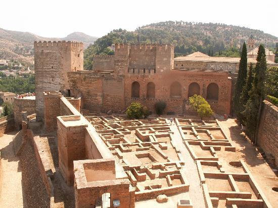 Granada, España: The Alhambra
