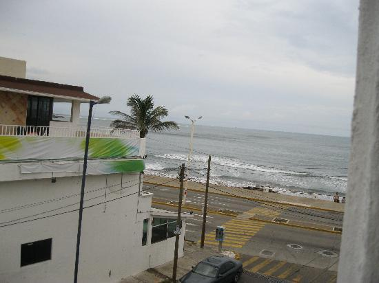 Hotel Playa Veracruz: View from our room
