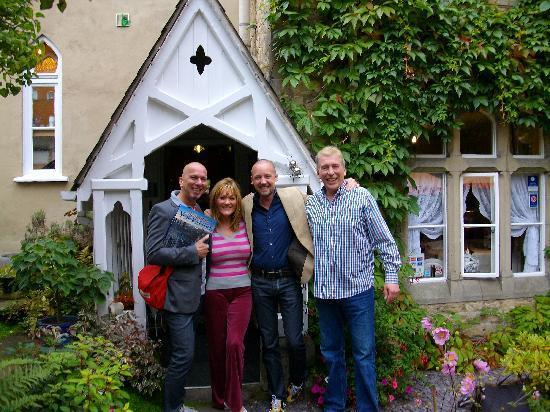 Welburn Lodge: Saying goodbye to Stella and Steve