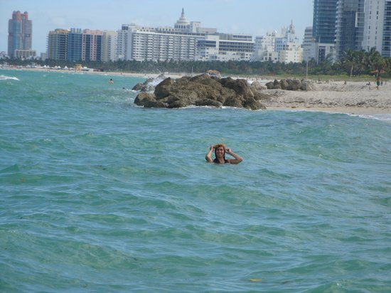 22.-Miami Beach: la playa
