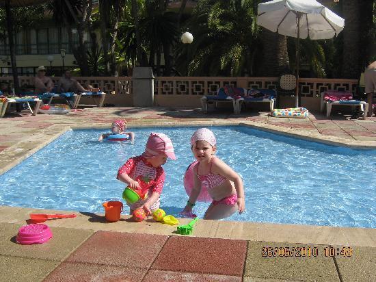 Globales Palmanova: kids pool