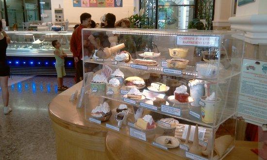 Palazzo del Freddo冰淇淋店