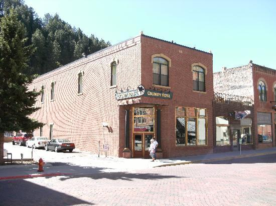 Celebrity hotel deadwood sd