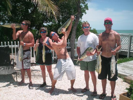 Little Conch Key: great fishing