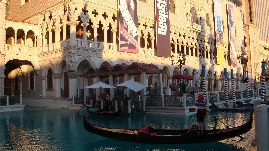 The Venetian Las Vegas: Venetian 1