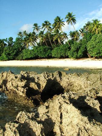 'Eua Island, Tonga: nearby beaches