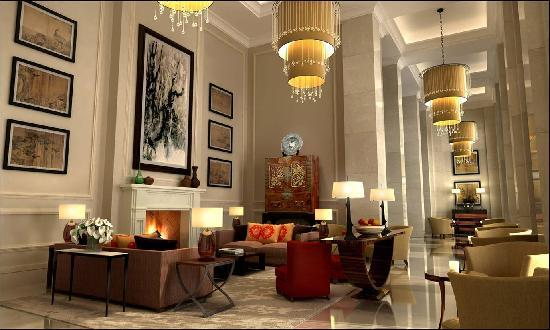 The St. Regis Osaka: Lobby