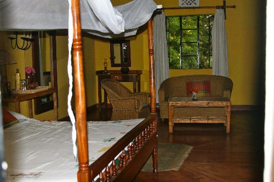 Ndali Lodge: Spacious bungalow