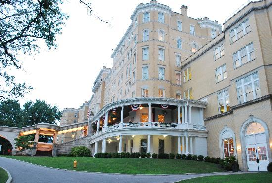 French Lick Springs Hotel張圖片