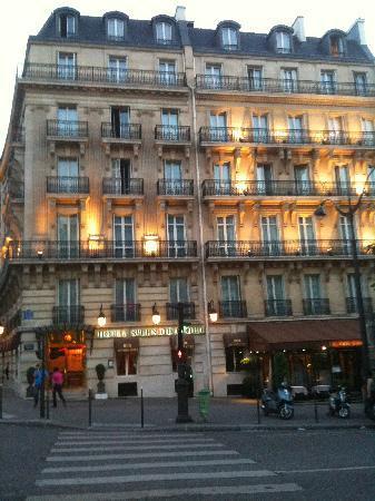 Le splendid etoile picture of splendid etoile hotel for Hotels 1 etoile paris
