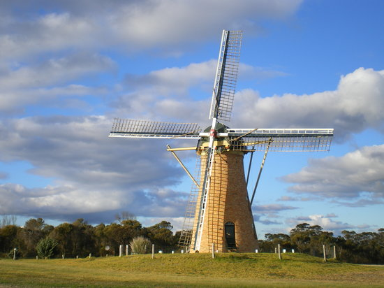 Amelup, Australien: The Lily Dutch Windmill