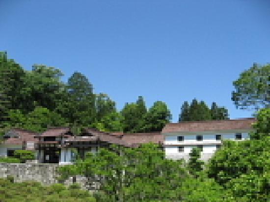 Takahashi, Japan: 西江邸全景