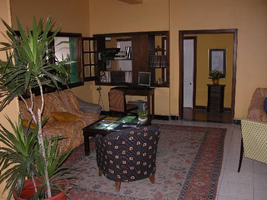 Hotel Longchamps: Innenbereich