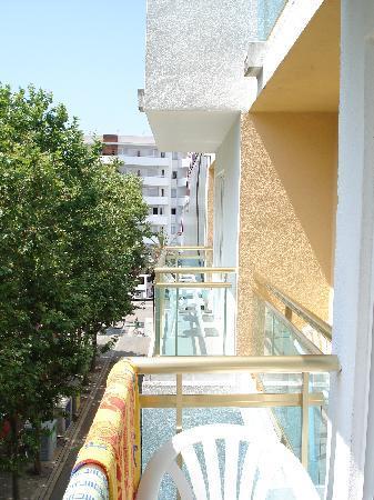 Astoria Park: balcon