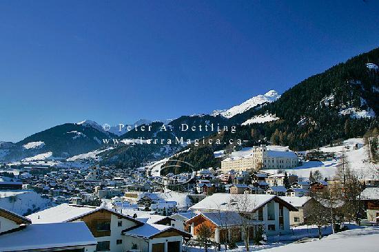 Disentis, Switzerland: Views