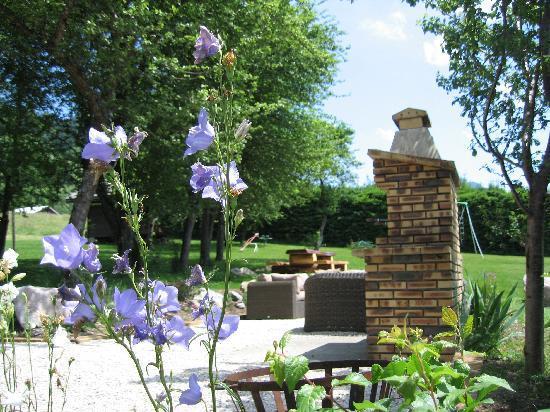 Hotel Esprit Montagne : Garden Esprit Montagne