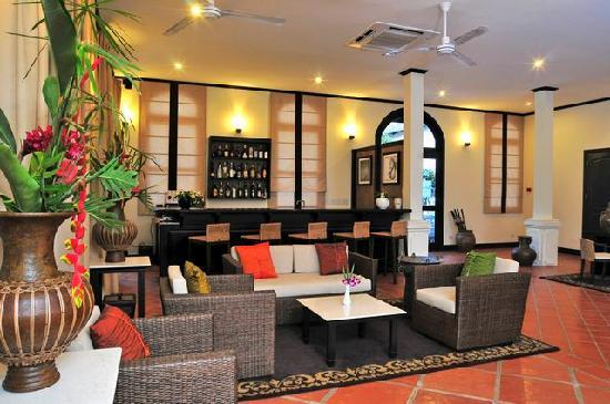 Ansara Hotel: The Lobby Bar