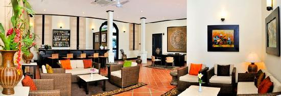 Ansara Hotel: The Lobby