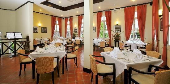Ansara Hotel: La Signature Restaurant
