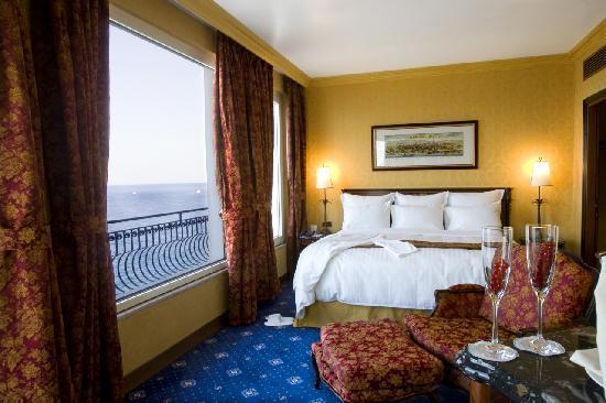 Hilton Giardini Naxos: Suite