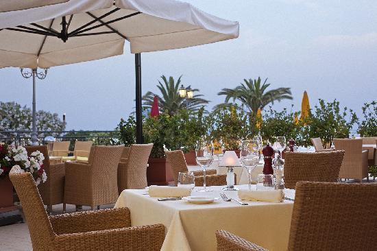 "Hilton Giardini Naxos: ""La Sciara"" Terrace"