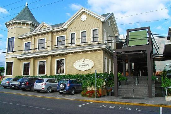 Hotel Grano de Oro San Jose: The Hotel