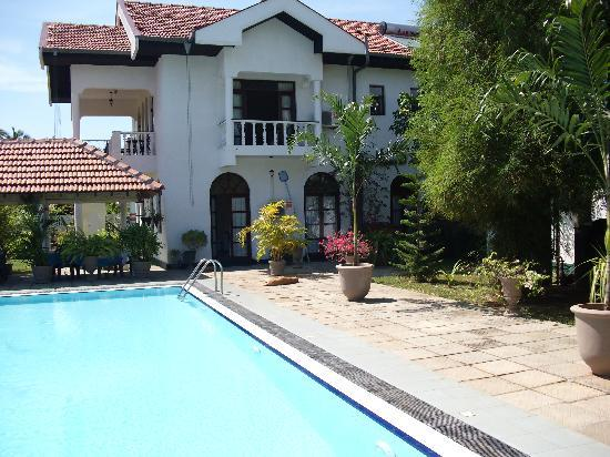 Villa Suriyagaha: Das Haupthaus
