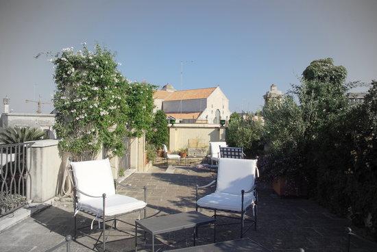 Bisceglie, Italia: le terrazze