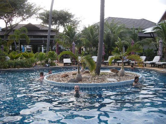 Am Samui Palace: Pool