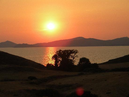 Lemnos, Grecia: sunsets