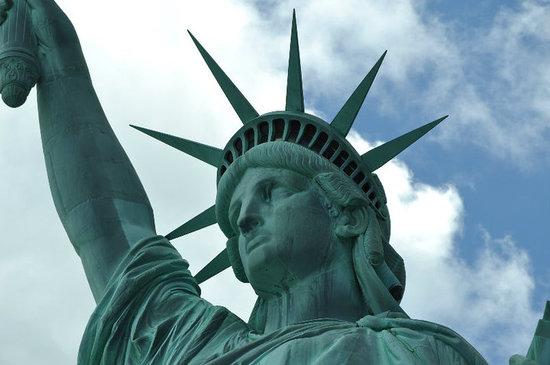 Statue of Liberty: Miss Lib