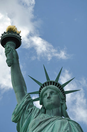 Statue of Liberty: Lady Lib and her torch