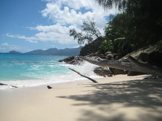 Anse Soleil Beachcomber: Plage Anse Soleil