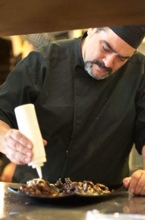 "La Rotisserie : The Chef ""El Chaman"" Rodrigo Gonzalez Elias"