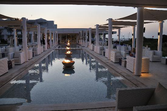 Radisson Blu Palace Resort & Thalasso, Djerba: Le bar romantique