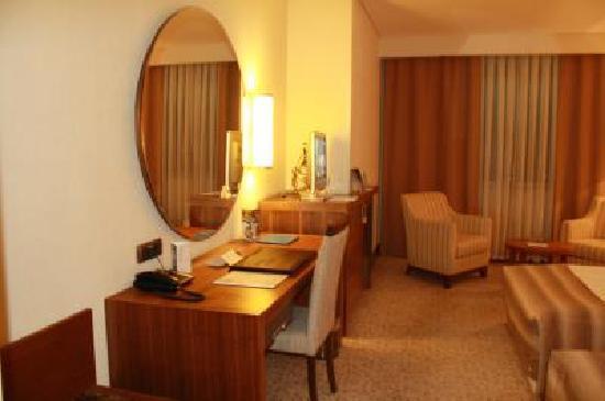 Dedeman Konya Hotel & Convention Center: ドレッサー