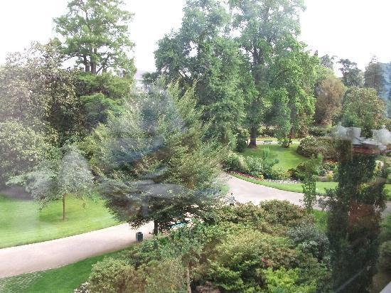 Mercure Angers Centre : la magnifique vue depuis la salle des repas
