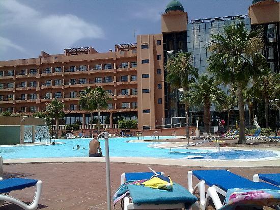 Hotel ATH Las Salinas Park: colonial mar