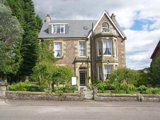 ‪‪Callander‬, UK: Annfield Guest house quietly situated in the centre of Callander‬