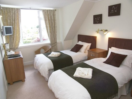 Annfield Guest House: Modern bedrooms newly refurbished to a high standard