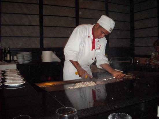 Restaurant japonais photo de luxury bahia principe esmeralda punta cana tripadvisor - Restaurant japonais chartres ...