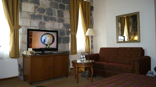 Scots Hotel: Zimmer