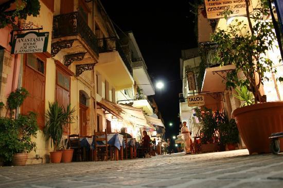 El Greco Hotel: Hotel street