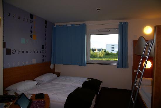 B&B Hotel Mainz-Hechtsheim: Camera