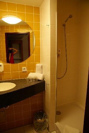 B&B Hotel Mainz-Hechtsheim: Bagno, particolare